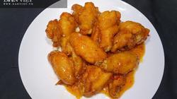 Bí quyết làm món cánh gà chiên nước mắm vàng giòn, thơm ngon đậm đà