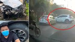 """Tài xế sinh năm 2002 say rượu, không bằng lái điều khiển """"xe điên"""" gây tai nạn chết người ở Thị xã Sơn Tây"""