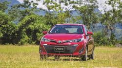 Toyota Vios vẫn bán chạy nhất, ưu đãi ra sao trong tháng 10?