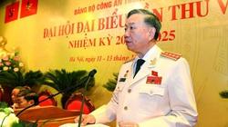 Đại tướng Tô Lâm: Thực sự là Đại hội mẫu mực, tiêu biểu như chỉ đạo của Tổng Bí thư, Chủ tịch nước