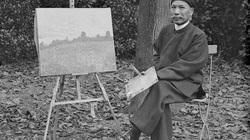 Vị vua Việt yêu nước bị đày ở Algerie, tập vẽ trở thành nhà hội họa