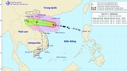 Khẩn cấp: Bão số 7 thẳng tiến Bắc Bộ, Bắc Trung Bộ, giật cấp 12, cảnh báo mưa rất to