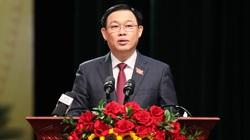Bí thư Hà Nội Vương Đình Huệ: Phải bắt tay ngay vào đổi mới, dám nghĩ, dám làm, dám chịu trách nhiệm