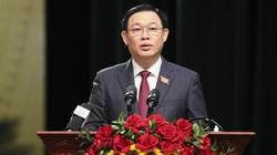 Hà Nội đăng ký 3 việc lớn với Bộ Chính trị trong năm 2021