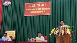 """Ông Võ Văn Thưởng: """"Sự hợp tác của nhân dân giúp đẩy nhanh tiến độ dự án sân bay Long Thành"""""""