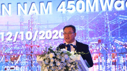 Ninh Thuận: Khánh thành dự án điện mặt trời lớn nhất Đông Nam Á