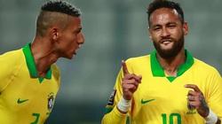 Vượt Ronaldo béo, Neymar trở thành cây săn bàn vĩ đại thứ 2 Brazil