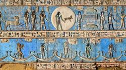 Phải chăng loài người thời cổ đại đều bị mù màu xanh lam?