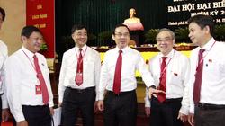 Những hình ảnh đầu tiên tại Đại hội Đại biểu Đảng bộ TP.HCM
