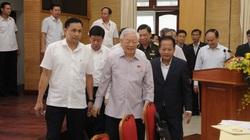 Cử tri mong Tổng Bí thư, Chủ tịch nước tiếp tục chỉ đạo mạnh hơn công tác phòng, chống tham nhũng