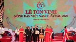 """C.P. Việt Nam nhận danh hiệu """"Doanh nghiệp đồng hành cùng nhà nông"""""""