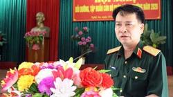 Hình ảnh của Thiếu tướng Nguyễn Văn Man trước khi vào Thủy điện Rào Trăng 3