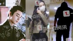 """""""Thái tử Đông cung"""" bị bắt gặp lén lút qua đêm với bạn diễn nữ giữa ồn ào scandal tình ái"""