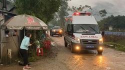 Đến 17 giờ chiều nay (15/10) đã tìm thấy 9 thi thể tại Tiểu khu 67