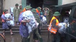 Quảng Ninh: Di dời 57 hộ dân trong khu vực thấp trũng đến nơi an toàn