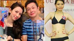 """Bất ngờ vợ kém 14 tuổi của MC Anh Tuấn bị """"khui"""" ảnh hiếm hoi mặc bikini """"bỏng mắt"""" dân tình"""