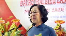 Bà Trương Thị Mai dự khai mạc Đại hội Đảng bộ tỉnh Bạc Liêu lần thứ XVI