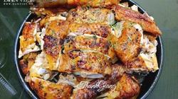 Tuyệt chiêu làm gà nướng muối ớt ngoài giòn, trong mềm bằng nồi chiên không dầu