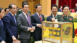 Đại tướng Ngô Xuân Lịch: Hà Giang cần phát triển du lịch trở thành ngành kinh tế mũi nhọn