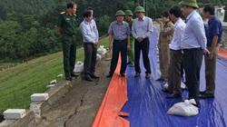 Thanh Hóa: Chi 12 tỷ đồng sửa vết nứt dài 173m, chưa từng xảy ra ở đập thủy lợi sông Mực