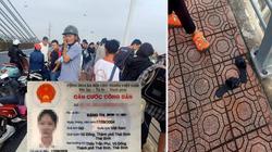 Thái Bình: Tìm kiếm cô gái 16 tuổi nghi nhảy cầu tự tử