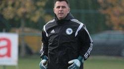 ĐT Bosnia điền tên cựu thủ thành SLNA vào danh sách dự Nations League