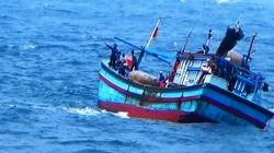 Bình Định: 5 ngư dân gặp nạn, mất tích trên biển