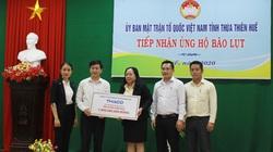 THACO ủng hộ đồng bào bị lũ lụt 3 tỷ đồng