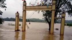 Thanh Hóa: Mưa lớn gây gập úng, chia cắt nhiều huyện miền núi
