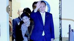 Thủ tướng Nhật Bản và phu nhân đến Hà Nội, thăm chính thức Việt Nam