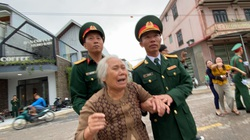 22 quân nhân Đoàn 337 bị đất lở vùi lấp: Những tiếng khóc xé lòng