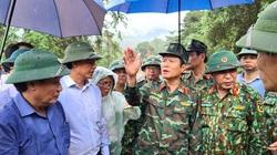 Quảng Trị: Yêu cầu trực thăng chuẩn bị tiếp tế lương thực cho xã bị cô lập, có người mất tích