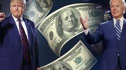 """Thiếu hụt tiền nghiêm trọng, Trump """"mướt mồ hôi"""" đuổi theo Biden trong cuộc đua vào Nhà Trắng"""