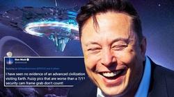 Elon Musk đã đập tan hi vọng về việc người ngoài hành tinh tới thăm Trái đất