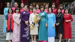 Phu nhân Thủ tướng Nhật Bản tham quan bảo tàng Phụ nữ Việt Nam