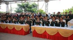 Ảnh, clip: Xúc động lễ tang Thiếu tướng Nguyễn Hữu Hùng