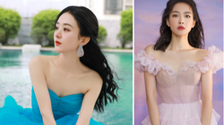 """5 mỹ nhân Trung Quốc đời thường: Triệu Lệ Dĩnh quyến rũ hút mắt, """"Nữ thần Kim Ưng"""" vẫn bị chê điều này"""