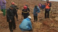 Huy động thêm 500 bộ đội tìm kiếm người mất tích tại Thuỷ điện Rào Trăng 3