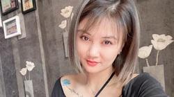 Hoa khôi bóng chuyền Kim Huệ khoe nhan sắc mặn mà tuổi 38