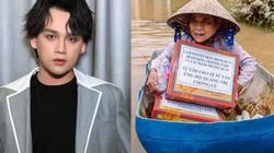 """Nguyễn Trần Trung Quân """"nóng mặt"""" vì bị anti-fan tố ăn chặn, thiếu minh bạch tiền từ thiện"""