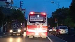 Nhà xe Kết Đoàn thừa nhận đánh phụ xe khách trên đường Giải Phóng