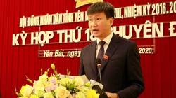 Tân Chủ tịch UBND tỉnh Yên Bái được bầu với 100% số phiếu tín nhiệm