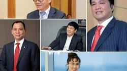 """Tài sản 5 """"tỷ phú USD"""" của Việt Nam biến động ra sao sau 9 tháng?"""