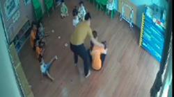 Vụ phụ huynh giật tóc, tát vào mặt bé 2 tuổi: Gia đình không chấp nhận xin lỗi, muốn xử nghiêm