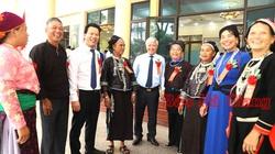 Hội nghị biểu dương người có uy tín tiêu biểu trong đồng bào dân tộc thiểu số tỉnh Hà Giang