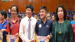 Clip: Hơn 200 tay vợt tranh tài tại Giải Bóng bàn Cúp Hội Nhà báo Việt Nam lần thứ XIV năm 2020