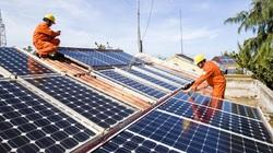 Ngân hàng đẩy mạnh cho vay phát triển điện mặt trời áp mái