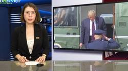Bản tin thời sự Dân Việt ngày 2/10: Tổng thống Mỹ Donald Trump và vợ nhiễm Covid-19