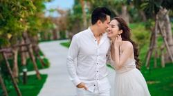 """Việt Anh – Quỳnh Nga nói gì về bộ ảnh thân mật """"tình bể bình"""" làm dậy sóng tin đồn yêu đương?"""