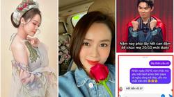 """Nhật Kim Anh, Hồng Diễm gửi lời chúc 20/10, Quang Trung nhận kết """"đắng"""" bất ngờ"""